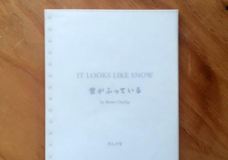 『雪がふっている』レミー・シャーリップ (タムラ堂)