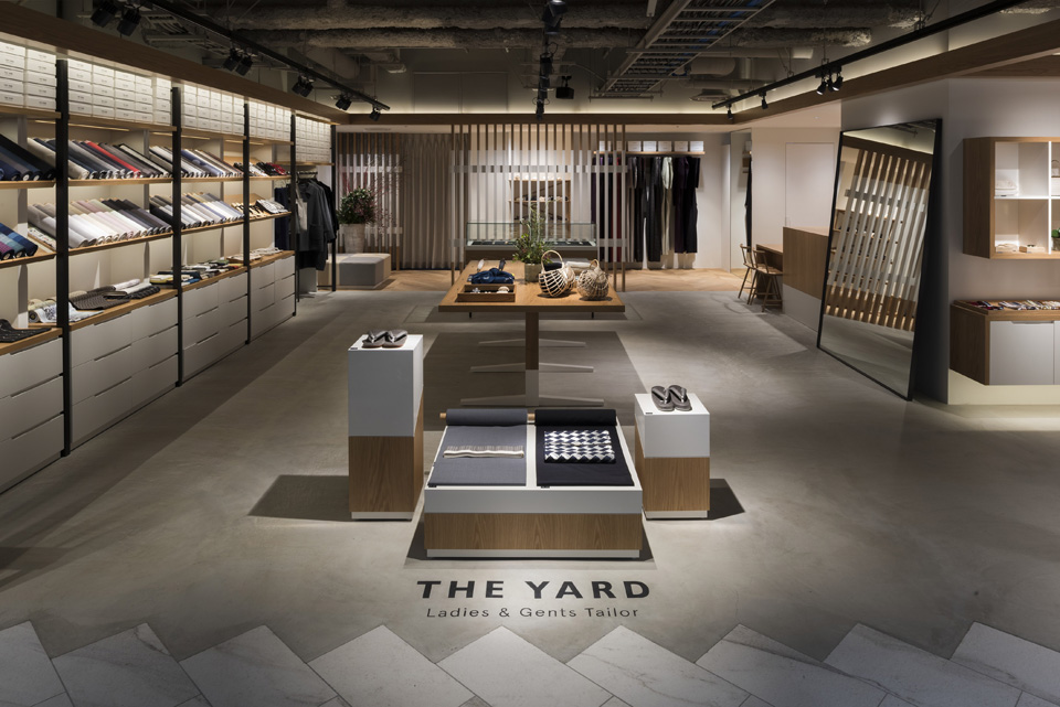 THE YARD 渋谷MODI