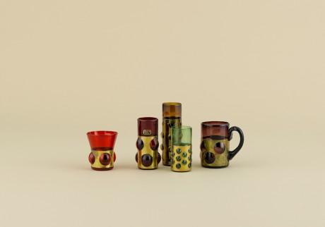 メキシコのグラス