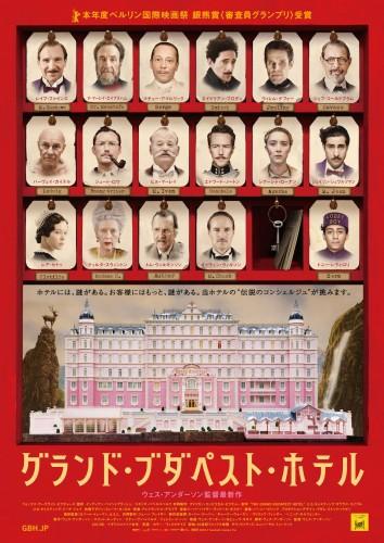&Premium grand budapest hotel
