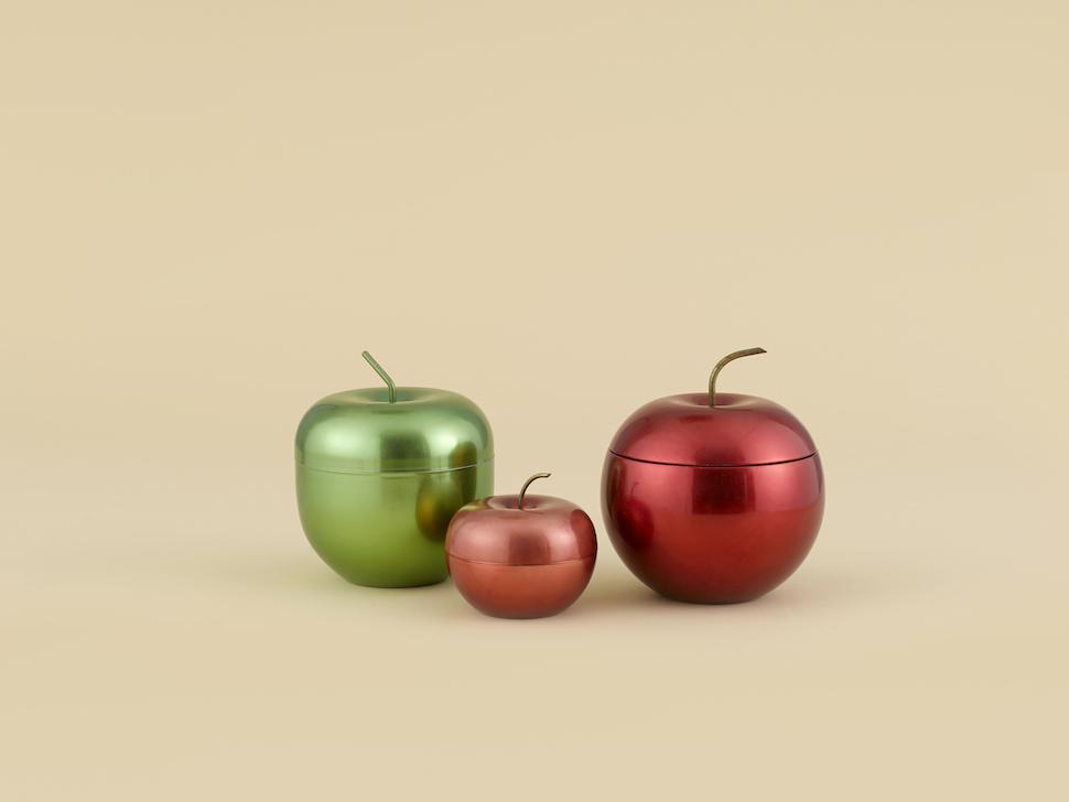 &Premium りんごのキャニスター