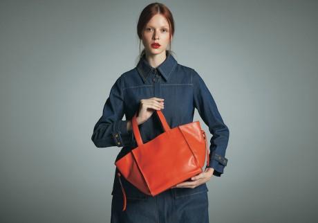 〈J&M DAVIDSON〉に新作バッグ「Belle」が登場。