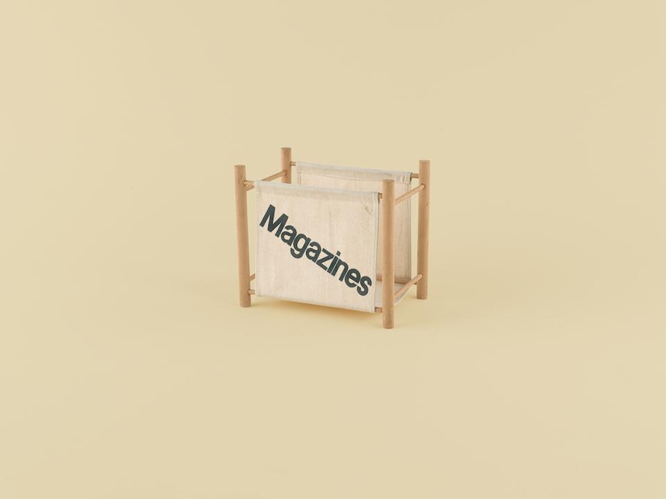 マガジンラック &premium