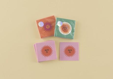 ヴィトラ社の紙ナプキン