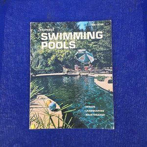 Vintage Sunset Swimming Pools ¥1,800