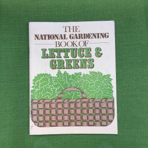 Vintage Gardening Book ¥1,200