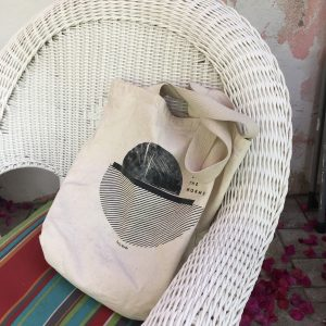 Canvas Tote Bag by Early Birds ¥2,600