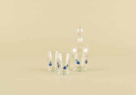 船木倭帆さんのガラス