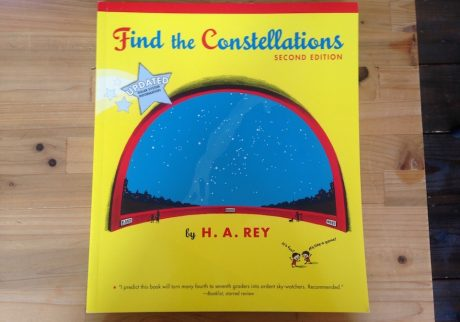 『Find the Constellations』H.A.REY(sandpiper books)