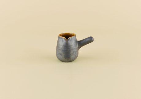 岩井窯のミルク沸かし