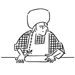 星谷菜々(料理家、ワインエキスパート)