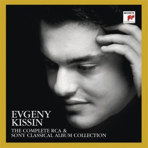 Evgeny Kissin -The Complete RCA & Sony Album Collection