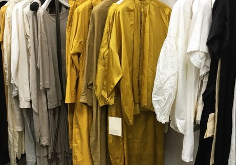 黄色が流行る予感 西谷真理子