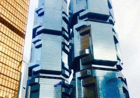 レトロ・サイバー都市香港 横山いくこ