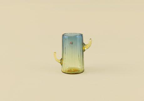 〈Blenko〉のサボテンの花器