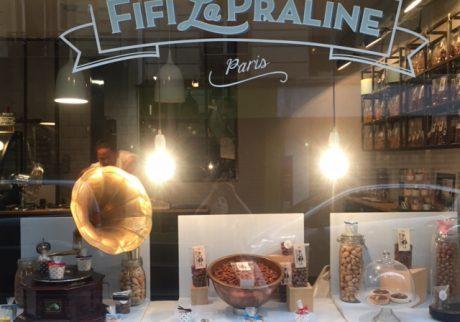 街の専門店が元気である街、パリ! 平野妃奈