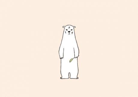白くまのナヌークのつぶやき。「猫のこと」