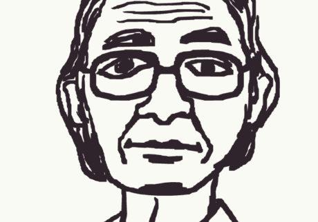 猪熊弦一郎文/河内 タカ