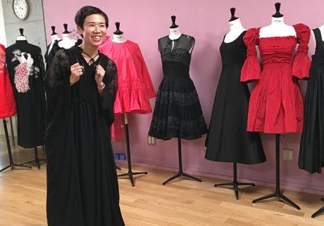 ドレスが復権!高山エリさんのドレス偏愛。 西谷真理子