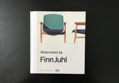 『Watercolors by Finn Juhl』Anne-Louise Sommer 著 選・文/大喜書店