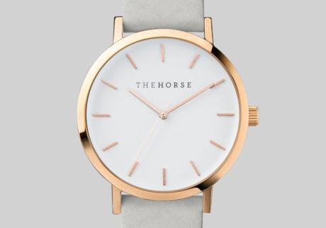 オーストラリア発の洗練された<THE HORSE>腕時計。
