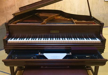 現代音楽の巨匠コンロン・ナンカロウの自動演奏ピアノ、沖縄に上陸。 浦江由美子