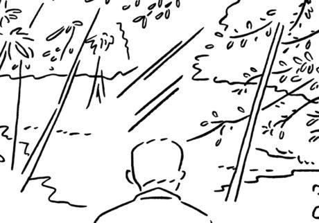 『ブンミおじさんの森』文/惣田紗希(グラフィックデザイナー/イラストレーター)