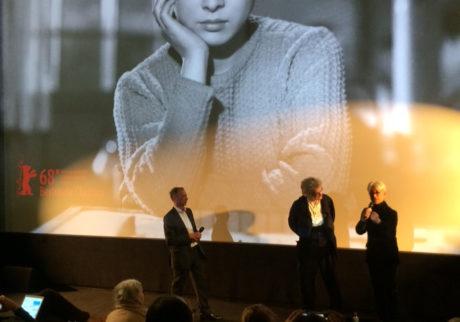 連日、日本映画満席の人気、 68回ベルリン映画祭 浦江由美子