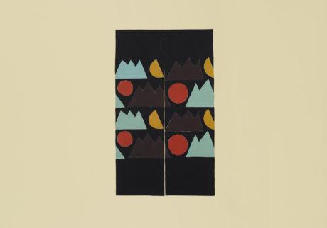 〈山内染色工房〉の暖簾選・文/郷古隆洋