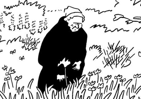 『ターシャ・テューダー 静かな水の物語』恵藤 文(『夏椿』店主)