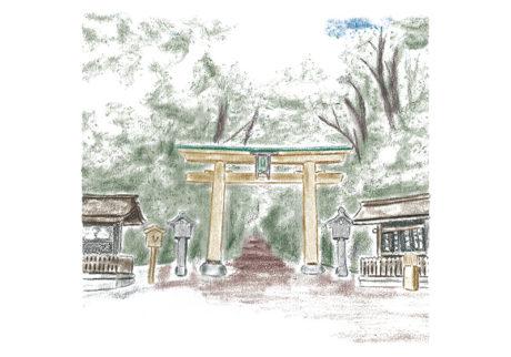 16人の「私の好きな神社、お寺」。Kazumi