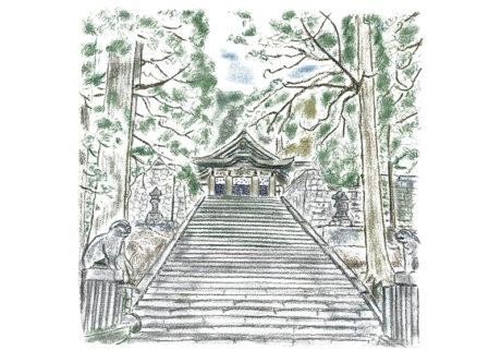 16人の「私の好きな神社、お寺」。荒井博子