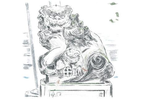 16人の「私の好きな神社、お寺」。小熊千佳子