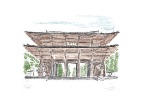 16人の「私の好きな神社、お寺」。岡本典子