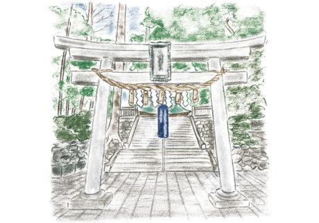 16人の「私の好きな神社、お寺」。波賀真由美