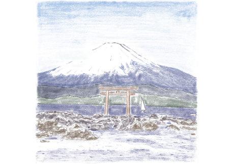 16人の「私の好きな神社、お寺」。恵藤 文