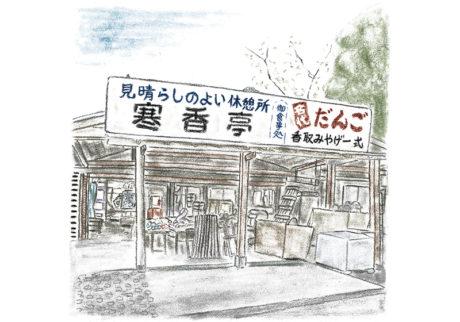 16人の「私の好きな神社、お寺」。星谷菜々
