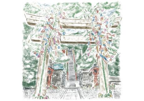 16人の「私の好きな神社、お寺」。深澤里奈