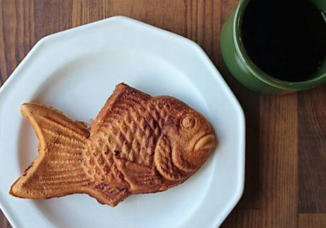 読者の皆さんから。「みんな大好き、日本のお菓子」。
