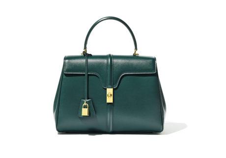 エディ・スリマンによる、  新生〈セリーヌ〉を象徴するバッグ。