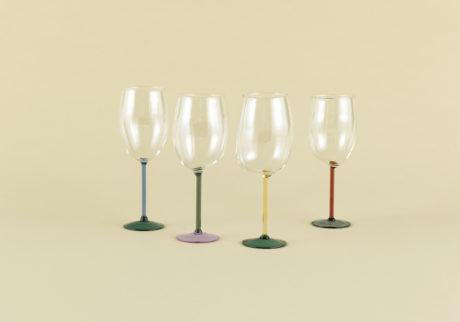 骨董王子・郷古隆洋の日用品案内。ヨッヘン・ホルツのワイングラス