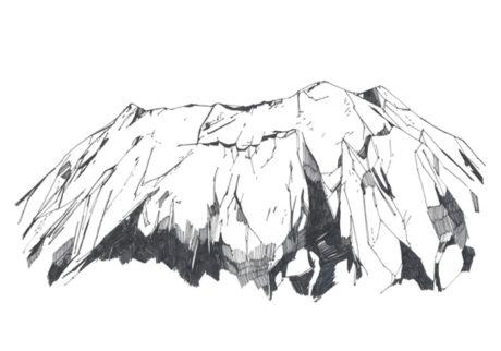 今日1日を、このイラストと。小澤真弓 vol.1