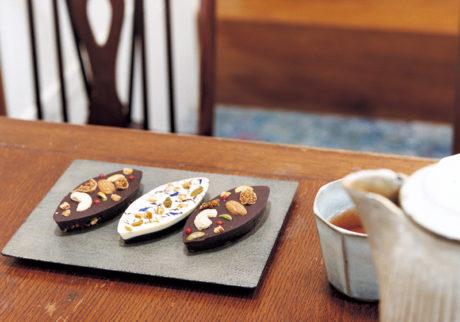 おいしいチョコレートのある時間。ひがしちか