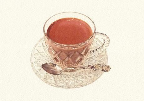 チョコレートは飲み物です。マリベル