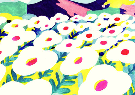 今日1日を、このイラストと。宮下 和 vol.01