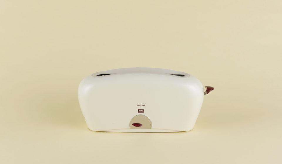 骨董王子・郷古隆洋の日用品案内。〈アレッシィ〉のポップアップトースター