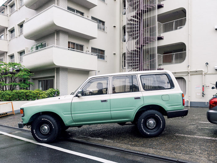 MARCO × TOYOTA LAND CRUISER 80