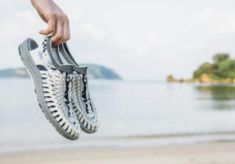 西表島の自然と文化を未来へ繋ぐ。 〈KEEN〉の新作モデル「UNEEK EVO」に込められた思い。