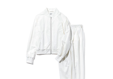 〈マーガレット・ハウエル〉と〈フレッドペリー〉、英国ブランドのタッグが実現。