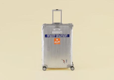 骨董王子・郷古隆洋の日用品案内。〈リモワ〉のスーツケース